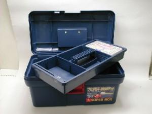 使い勝手の良い軽量スーパーボックス SR-400