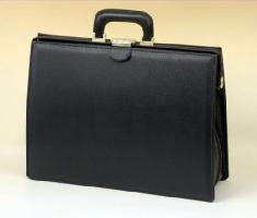 日本製 マチ幅 可変 ダレスバッグ 最大マチ20cm