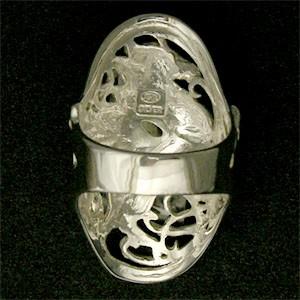 神話 ペガサスリング 7号〜23号 送料無料 /メンズ レディース 天馬 指輪 SV925