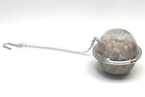 トルマリンを使った活水器「ステンレスネットボール」(トルマリンペレット+トルマリン石)