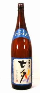 田崎酒造 芋焼酎 薩摩 七夕 1800ml