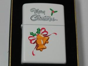 Zippo ジッポー・クリスマス・ベル・ホワイト