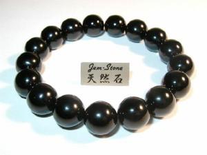 12mmブレスレット最高品質天然石オニキス