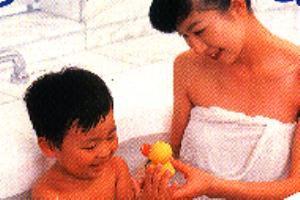 ♪お風呂で楽しく環境改善「とるまりんのアヒルッ子」