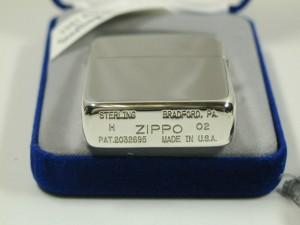 Zippoジッポー1941レプリカスターリングシルバー23