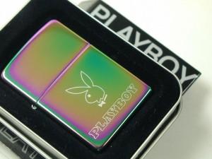 Zippoプレイボーイスペクトラムレインボー151PB