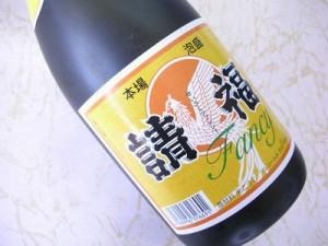 35度請福ファンシー720ml 「花粉症の救世酒ください」と・・・