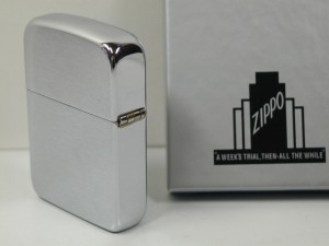 Zippo 1941Aレプリカモデル(復刻品)ヴィンテージ★新品未開封