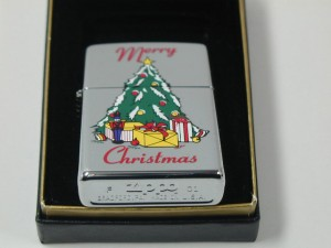 ジッポークリスマス/ クリスマス・ツリー#250★01