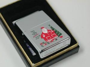 ジッポーZippoメリークリスマスサンタクロース
