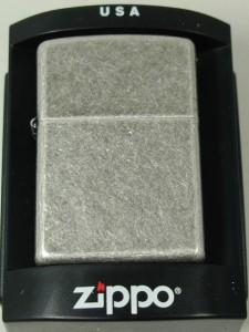 ジッポーZippoアンティークシルバーAntiqueSilver銀