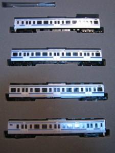 国鉄211o系近郊電車シティライナーセット 限定品