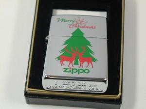 ジッポークリスマス・トナカイツリー#250★1999-2000