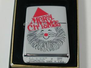 ジッポークリスマス・メリークリスマスサンタ#250