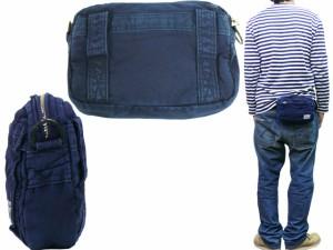 ポーター 吉田カバン DEEPBLUE ディープブルー 藍染めショルダーバッグ 630-06445 送料無料