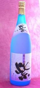 芋焼酎 25度 種子島 紫 1.8L 薬膳芋・種子島紫で造った健康志向の芋焼酎