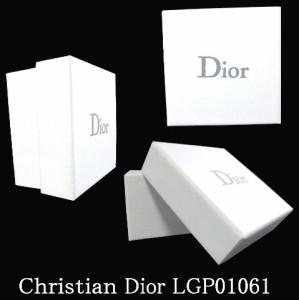【Christian Dior】ディオールロゴリング LGP 01061 【白】