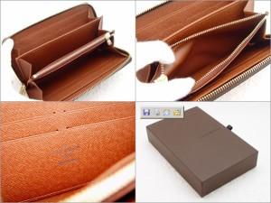 【新品・正規品】ルイヴィトン モノグラム ジッピーラウンドファスナー長財布 M60017