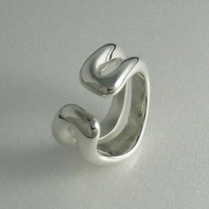 フリーリングコウスト 7号〜23号【送料無料】指輪/メンズ/レディース/シルバー925/大きいサイズ