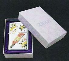 zippo電鋳12月シリーズジッポー一月 『羽子板』