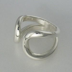 フリーリングウラスト 7〜23号【送料無料】指輪/メンズ/レディース/シルバー925/大きいサイズ
