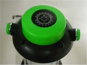 LEDランタンライト方位磁石付き