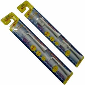 アルイオン電動歯ブラシ専用替え歯ブラシ(2本パック)