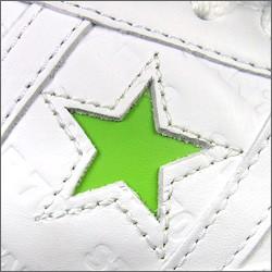 コンバース海外限定モデル CONVERSE Star70【ジャックスター/白/緑】