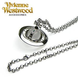 ヴィヴィアンウエストウッド ネックレス スモールオーブペンダント シルバー VivienneWestwood 1465-01-01☆送料無料
