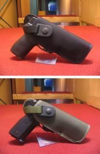 イーストA ハイパーヒップホルスター P226・P99他 中〜大型オート用(362)