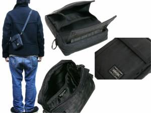 ポーター 吉田カバン BLACKPATTERN ブラックパターン ショルダーバッグ(縦型) 720-07121-26 送料無料