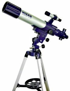 ミザール TL-750 MIZAR 天体望遠鏡 屈折式 送料無料!! 即納!!