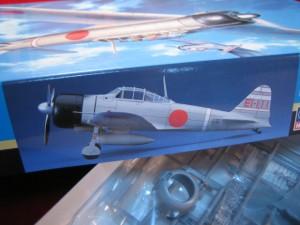 """【遠州屋】 三菱A6M2b 零式艦上戦闘機 二一型 """"零戦"""" ハセガワ (JT43) (市)★"""