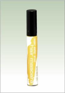 ヘアマスカラ イエロー 黄 塗るだけだからメッシュも簡単 髪 カラーマスカラ 人気 汗・雨平気