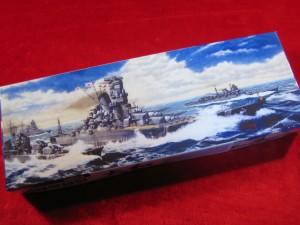 ■遠州屋■ 超弩級戦艦 【大和】レイテ沖海戦時 フジミ(特-2) (市)★
