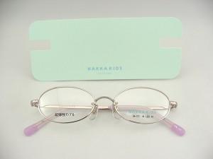 ■ラスト1■HAKKA KIDS度レンズ付 メガネフレーム121-3送料無料お買得セールSALEレンズセット特価