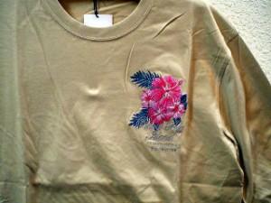 PLANET BLUE  プラネットブルー長袖Tシャツ