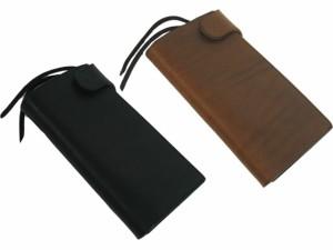 ポーター 吉田カバン 925シリーズ スターリングシルバーパーツ付きレザーロングウォレット 069-04812 送料無料