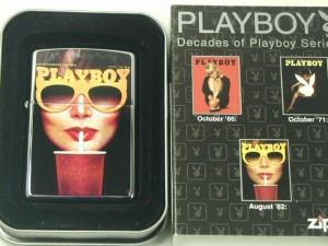 ジッポープレイボーイPlayboy1982.8セクシー