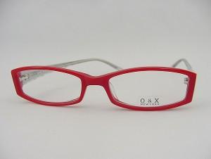 【30%OFF以上!】 O&X NEW YORK オーアンドエックス 眼鏡フレーム 73-04 度付可 ケース付 女性にオススメ カジュアル