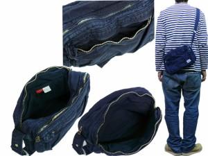 ポーター 吉田カバン DEEPBLUE ディープブルー 藍染めショルダーバッグ 630-06444 送料無料