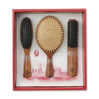送料無料 KENTヘアブラシ (KNH-1104G  KNH-1108G) ケントヘアブラシで地肌と髪の健康に!天然毛ブラシ
