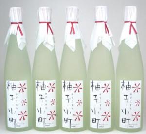 【送料無料】壱岐焼酎 ゆずリキュール 柚子小町 500ml  12本