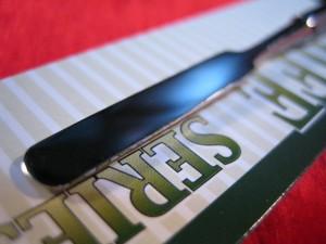 【遠州屋】 細工用 ヘラ [ギンベラ] 各種工作に便利♪ (TM-102) ミネシマ (市)♪