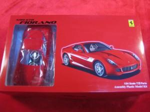 ■遠州屋■ フェラーリ 599 GTB フィオラーノ フジミ (RS-50) (市)★