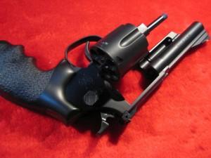 【遠州屋】 S&W-M19 4in 次元大介の愛銃 コンバットマグナム! HOP-UP エアガン (18歳以上) クラウンモデル (市/R)☆