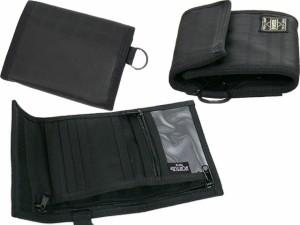ポーター 吉田カバン BLACKPATTERN ブラックパターン ウォレット(横型) 720-07103-8 送料無料