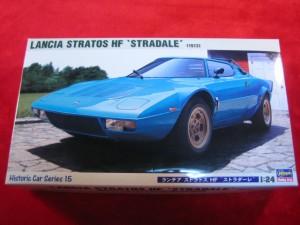 ■遠州屋■ ランチア ストラトス HF ストラダーレ '72 (HC-15) ★