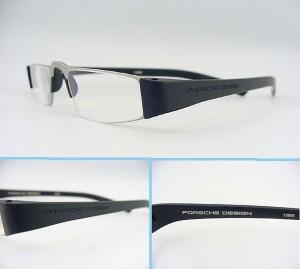 ■新品■ポルシェ老眼鏡 ★度数+1.00A★ 最高級グラス  読書用 日ごろのお祝いに! 911 カレラ  贈り物に