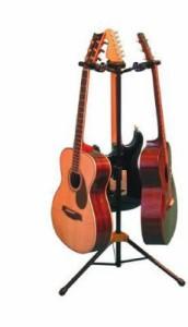 HERCULES ハーキュレス ギター用トライスタンド/3AGS付 GS432B 【z8】